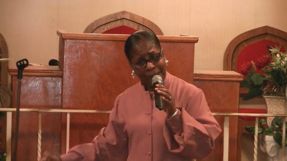 Elder Stephanie Olford