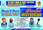 THE LORD'S HOUSE OF MERCY & GRACE