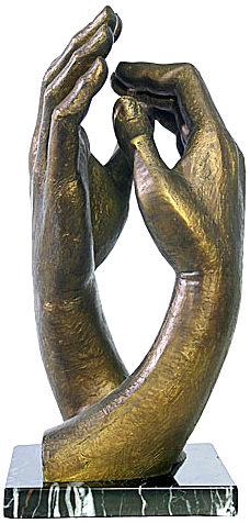 Родолюбие - статуетка   2