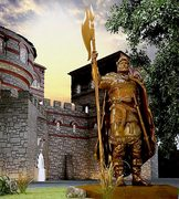 Исторически музей - Цар Асен І край Царевец