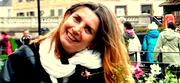 Аксиния Михайлова - радост от наградата   2