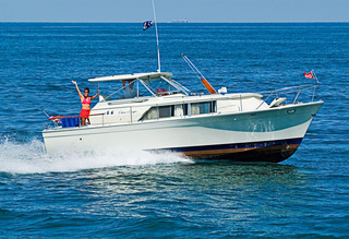 31' Commander Express - Chris Craft Commander Club
