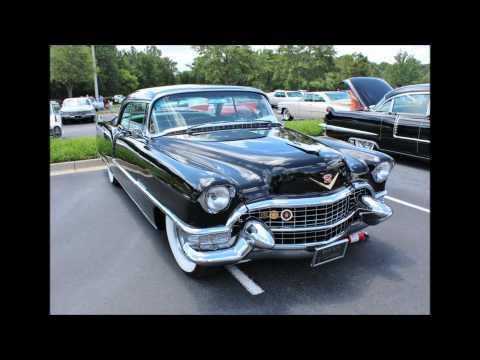 2012 CLC Grand National Car Show - 1912 to 1958 Cadillacs