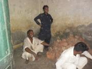 Church building in Village of Faisalabad