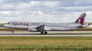Airbus A321-231, A7-ADS, Qatar Airways