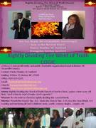 Rightly Dividing The Word of Truth COGIC Flyer Oct 2012