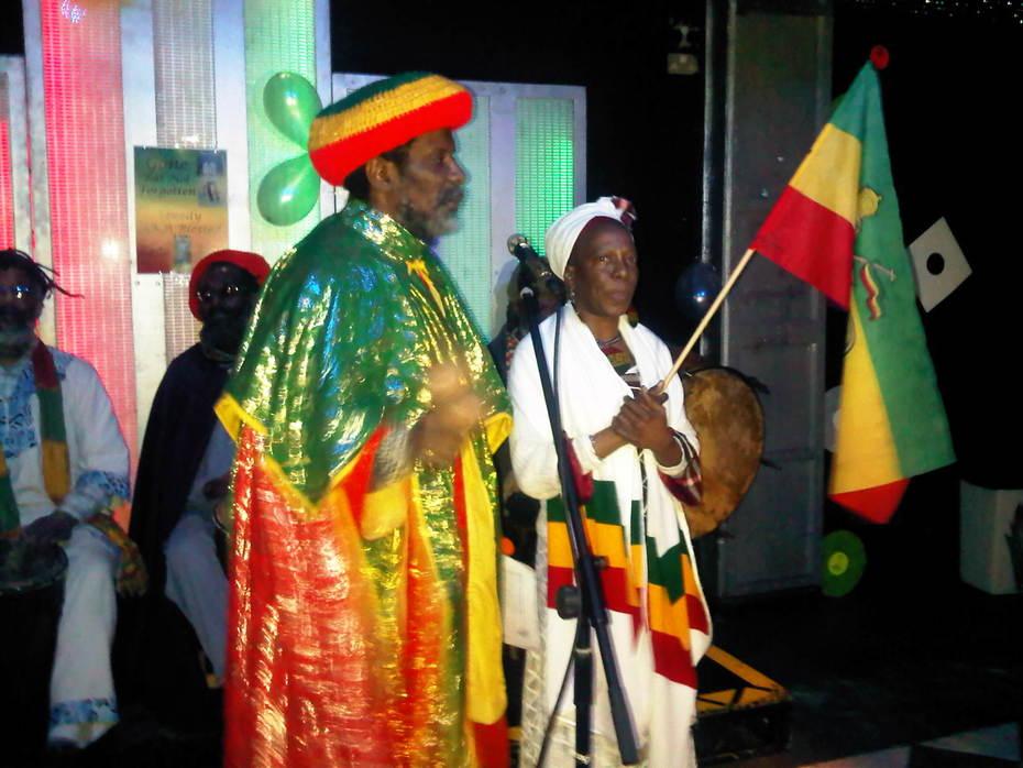 OAU (AU) Golden Jubilee 2013.