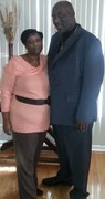 Pastor and 1st Lady