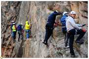 3-Day Fuchun River , Ice Cave and ViaFerrata, Hotspring Retreat and Ancient Village Luxury Tour