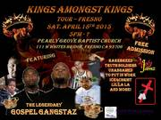 APRIL 18 Fresno Ca