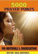 5000 PRAYER POINTS