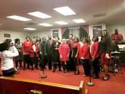 The World fellowshi Mass  Choir