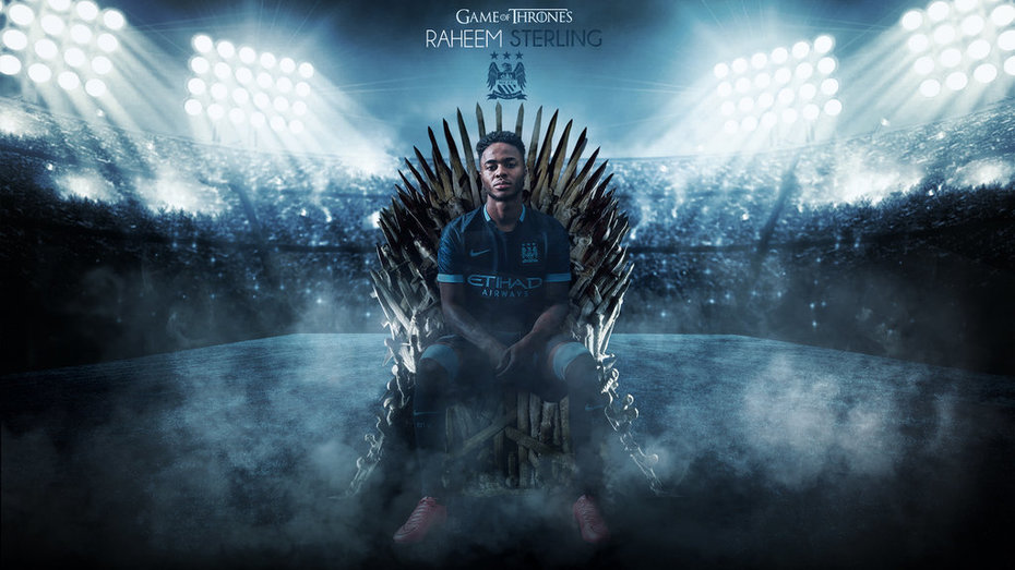 raheem_sterling_wallpaper___game_of_thrones_by_ricardodossantos-d92zul3