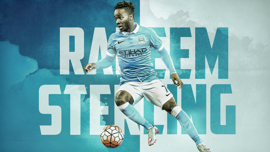 raheem_sterling_wallpaper__manchester_city__by_ricardodossantos-d92bu5f
