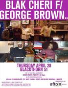 """BlakCheri feat. George """"The Difference"""" Brown"""