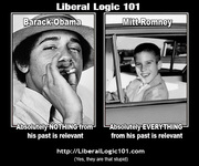 Liberal Logic 101 Nothing relevant v Everything relevant