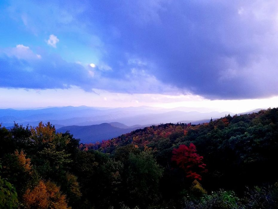 The Blue Ridge Parkway - Heaven