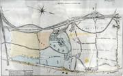 19th Century Map of Harringay Park Estate