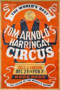 1952 Circus Poster
