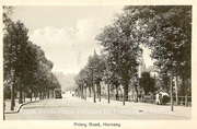 Priory Road Hornsey, circa 1905