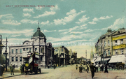 Jolly Butchers Hill, Wood Green, Circa 1905