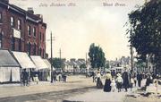 Jolly Butcher's Hill, Wood Green, circa 1905
