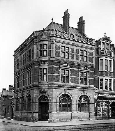 London & Provincial Bank, Grand Parade, Harringay, 1899