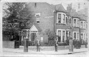 Turnpike Lane / Hornsey Park Road Junction circa 1905