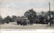 Manor House Junction circa 1905
