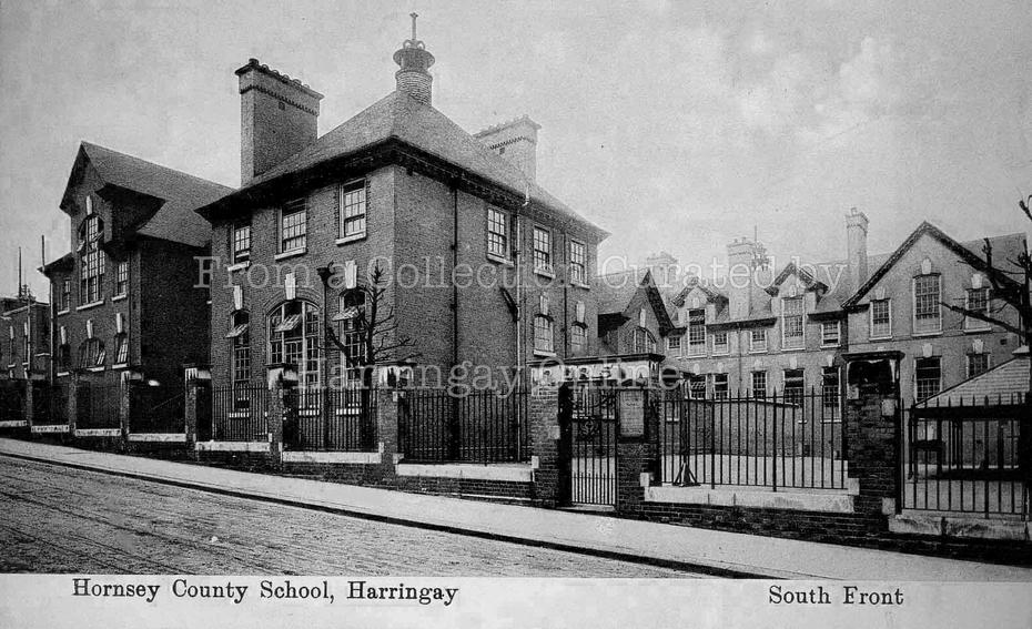 South Harringay School c1905
