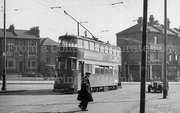 Jolly Butchers Hill, Wood Green c1930