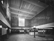 Turnpike Lane Station Ticket Hall, 1932