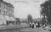 Jolly Butchers Crossroad, Wood Green c1907