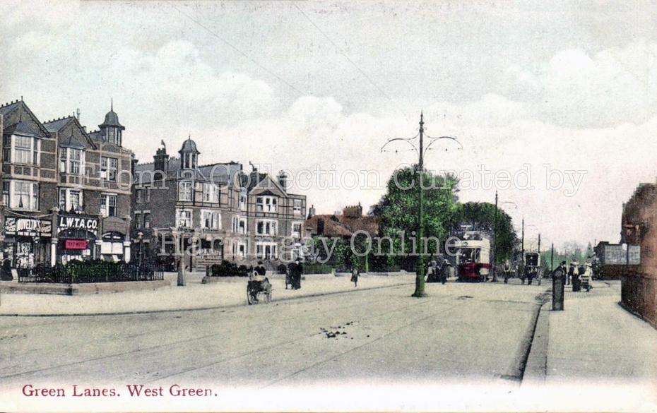 Wordsworth Parade c1905