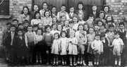 """Hermitage Road Children's VJ Day Street Party (""""by the factory Gates"""")"""
