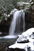 Grotto Falls 3-12-2011