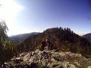 Four Tough Hikers