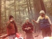 Campsite no. 10 - 1979 college days  bxpxing
