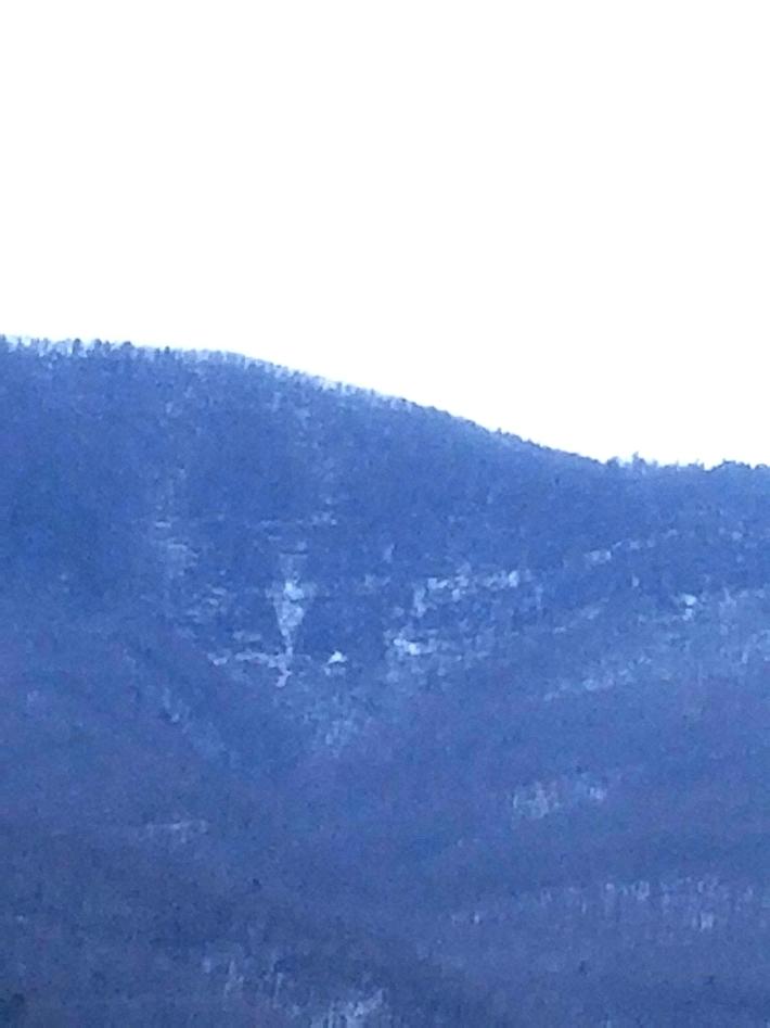Frozen Cascade?