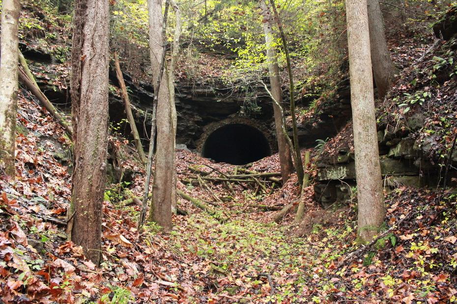Tunnel #13 Huntsville