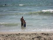 Cole's favorite beach!
