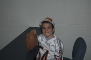Our Little Football Fan