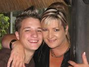 jarryds mom and borther