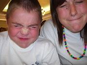 Goofy Face #2