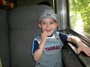 thomas the train ride chattanooga, tn  2008