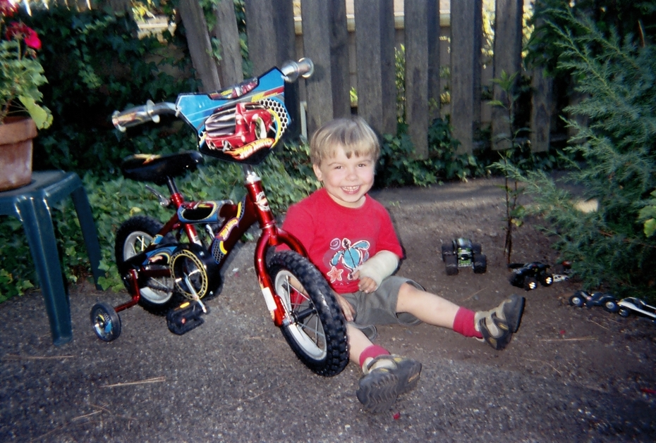 My new big boy bike!