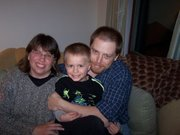 Me, Seth, and Paul
