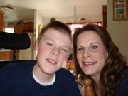 Justin W/ Mom