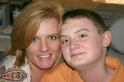 Me and my baby boy 3-21-09