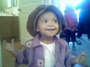 Granddaughter Kammy